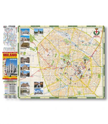 Mappa Turistica 68x49
